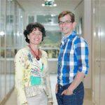Djoeke van Dale and Matthijs van den Berg