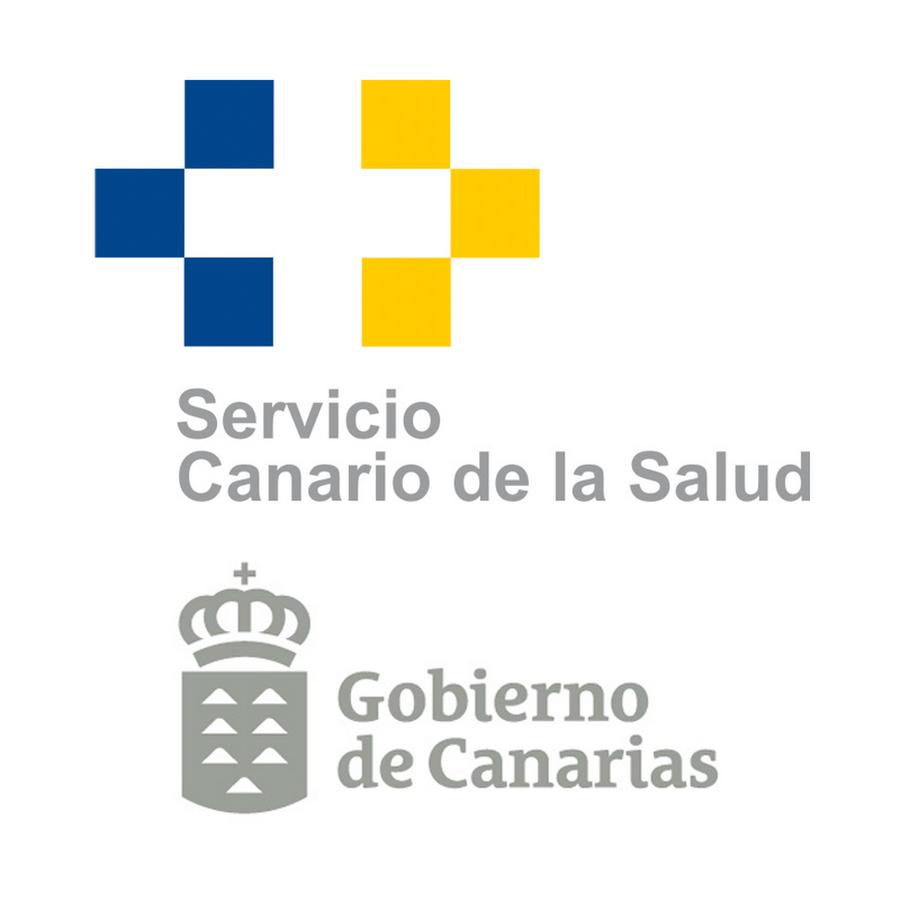 servicio canario de salud_logo