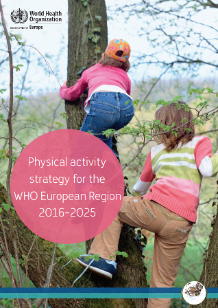 Physical activity strategy for the WHO European Region_small