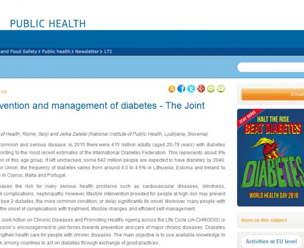 EU_health newsletter