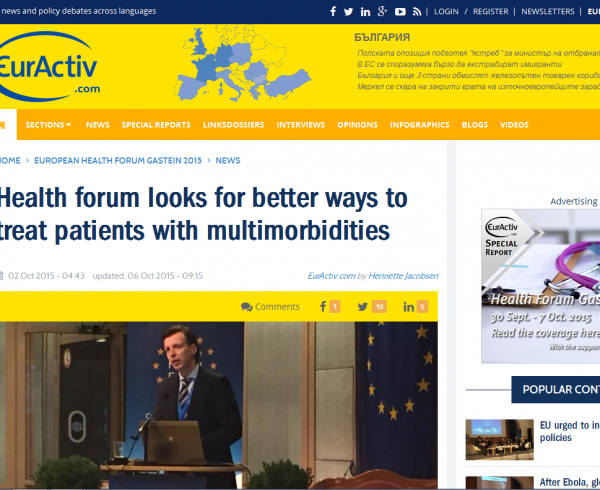 Euractiv article