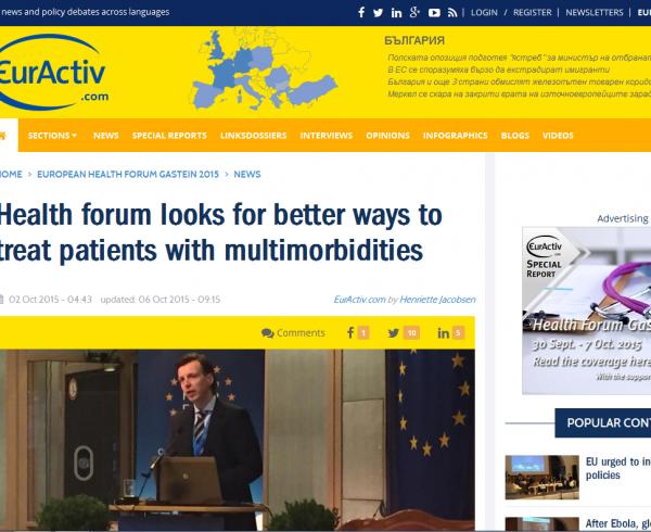 Euractiv article