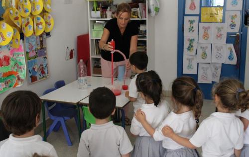 Kindergarden visit in Malta