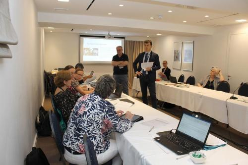 Governing Board meeting in Malta