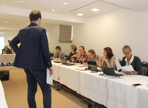Governing Board meeting in Malta