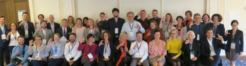 Participants of the Kick off meeting in Vilnius