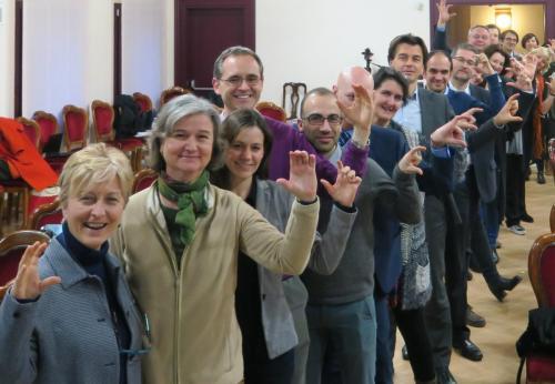 Treviso 15 - WP4 group discussion participants