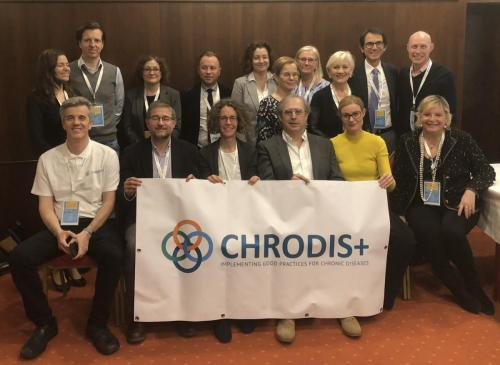 Chrodis Plus Budapest Conference 14-15 May, 2019